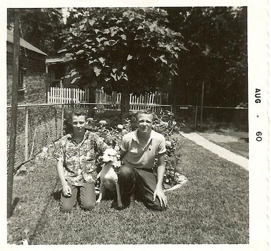 Jon and Paul 1960