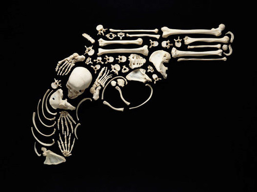 Bones gun