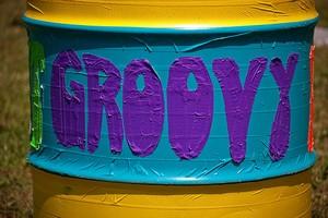 Groovy tape