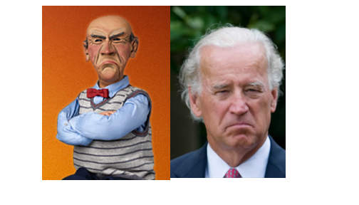 jeff dunham walter joe biden. Walter and joe