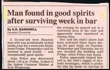 Good sopirits