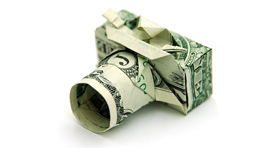 Money camera