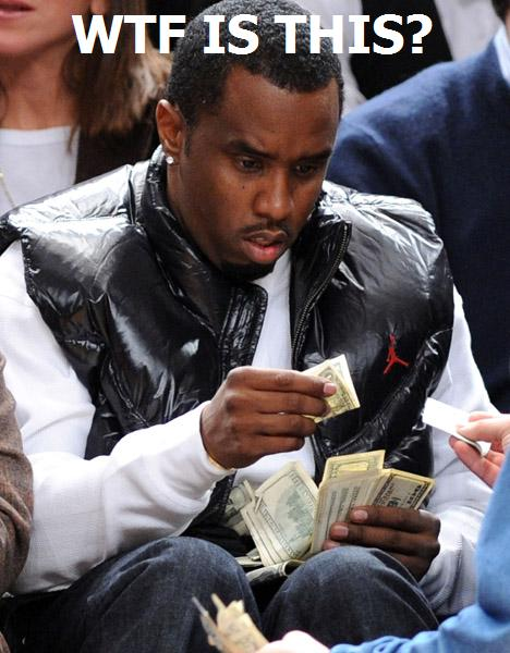Pdiddys dollar