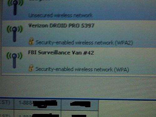 FBI surveilance