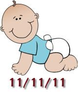 111111 baby