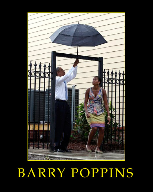 Barry Poppins