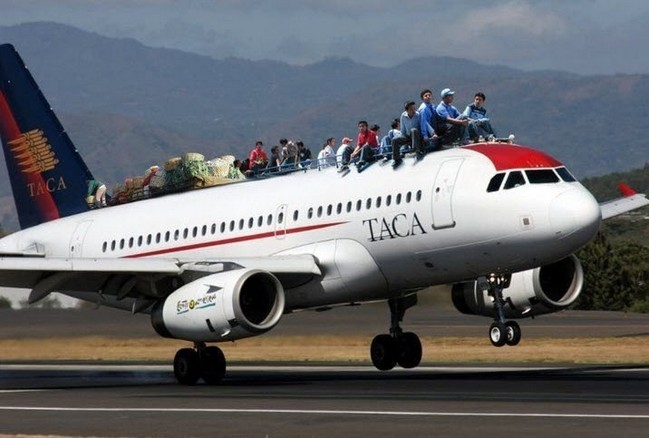 Passenger olverload