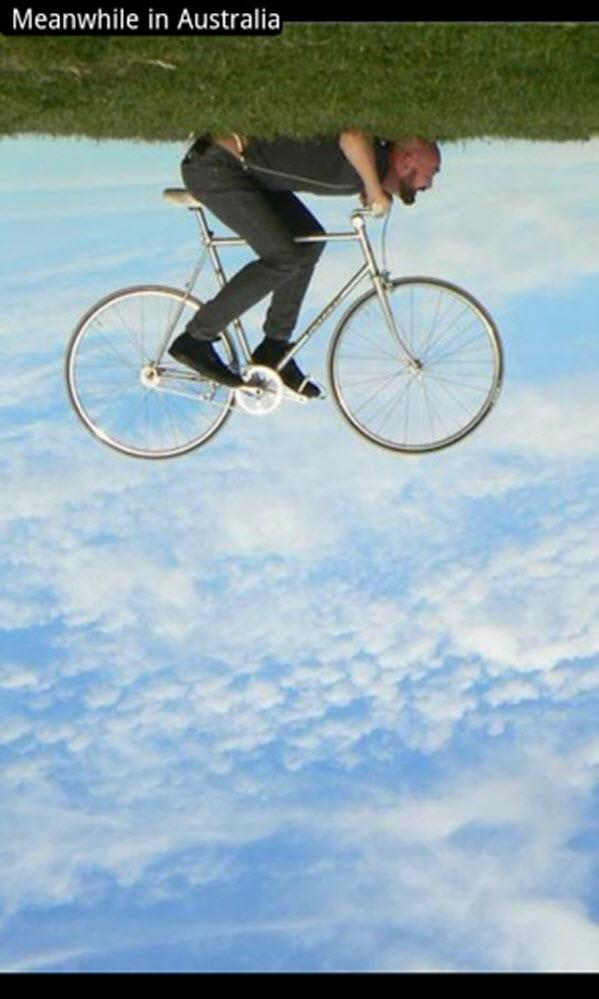 Australia bike