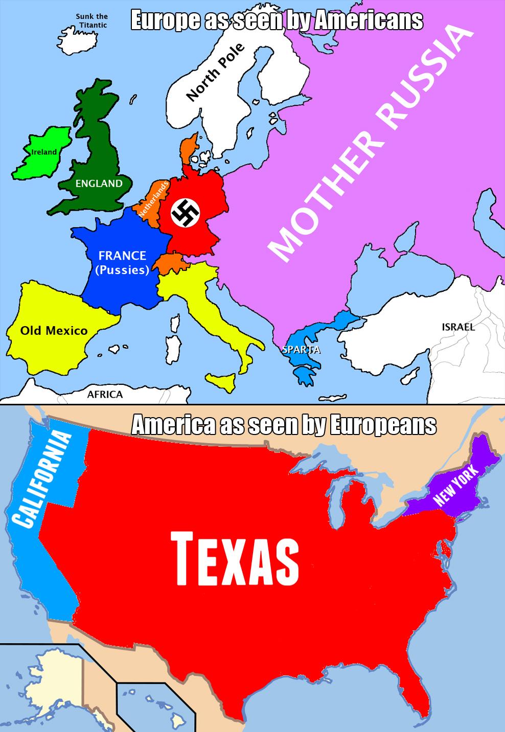 European Sex Attitudes Versus American Sex Attitudes