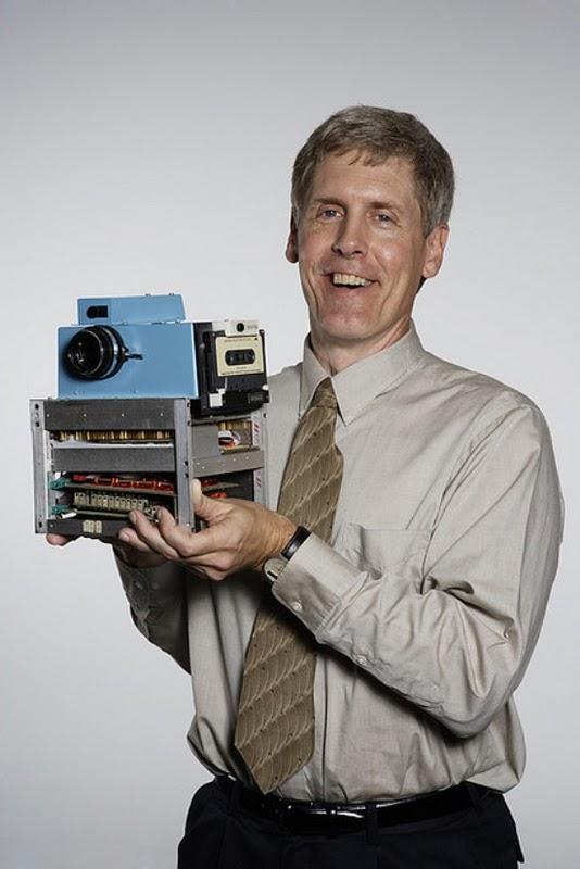 First-digital-camera