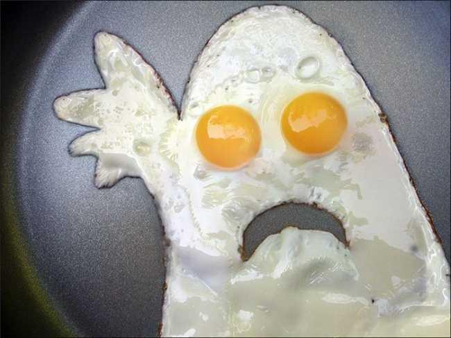 Scarybreakfast