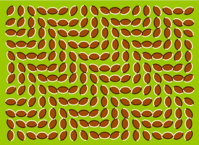 Moving patterns