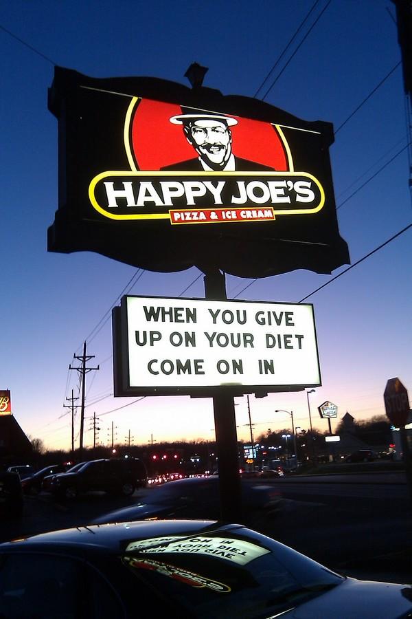 Happy Joes