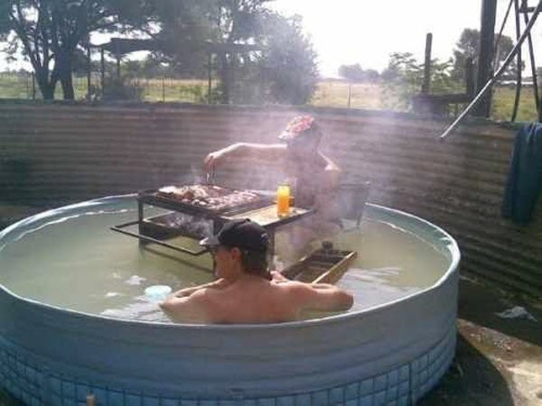 Pool Grill