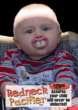 Rednect pacifier