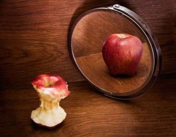 Anorexic apple