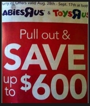 Pull out ans save