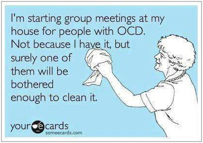Ocd meeting