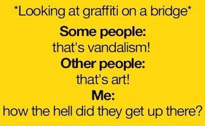 On graffitti