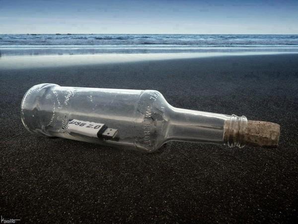 Mensagem em uma garrafa