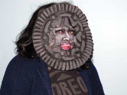 Oreo costume