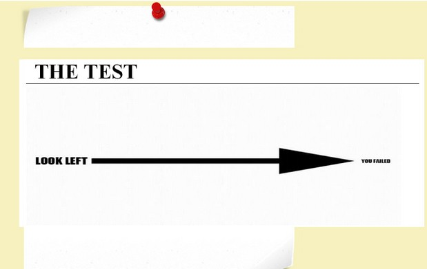 Simple brain test