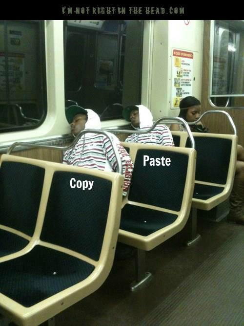 Copy and paste2