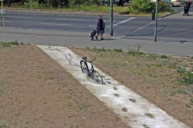 Oops bicycle