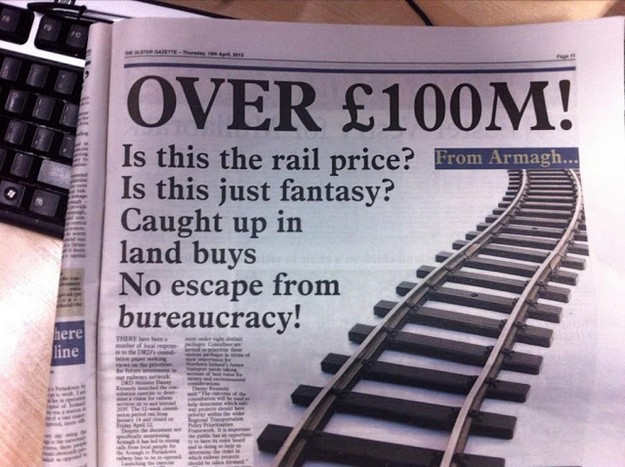 Is this the rail price
