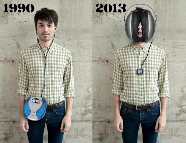 Mudanças Music ID pessoal