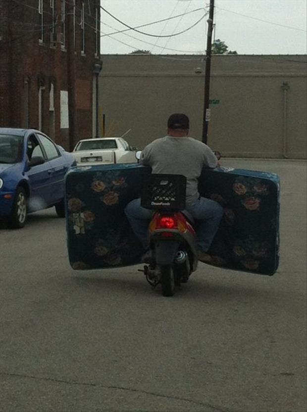 É como um airbag