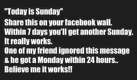 Thid is sunday