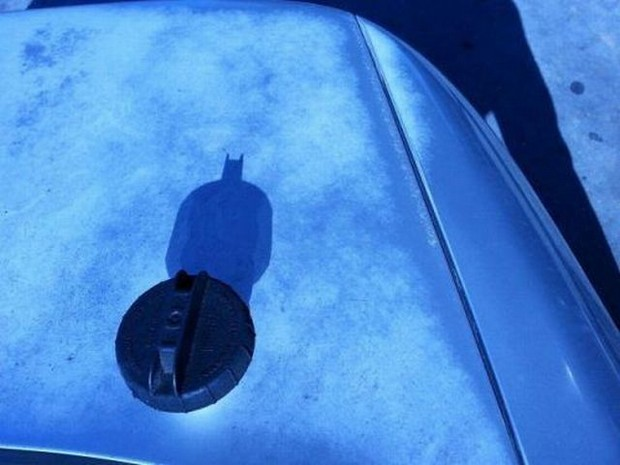 Batman gas cap