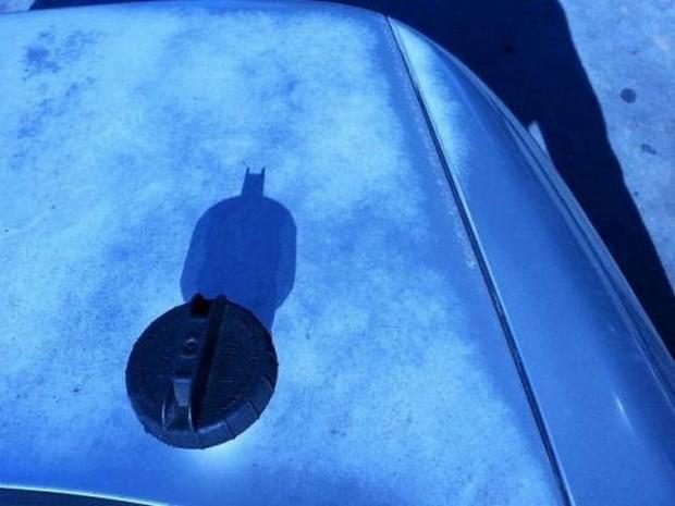 Batman gas cap