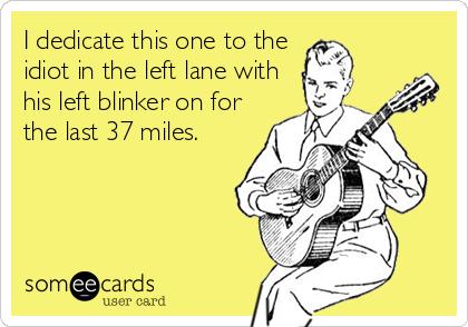 Dedication to driver