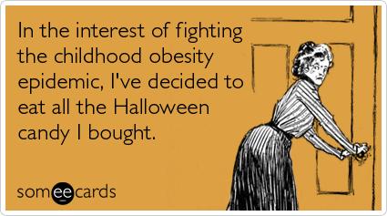 Fight child obesity