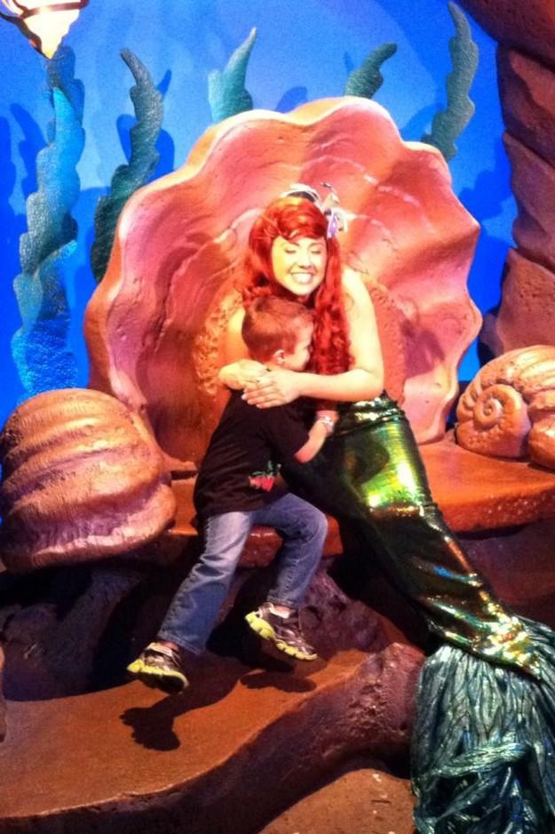 Por que as crianças adoram A Pequena Sereia