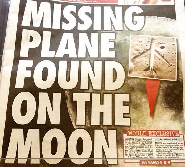 Missing plane found