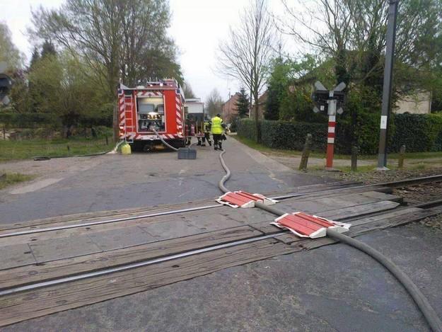 Not a train expert