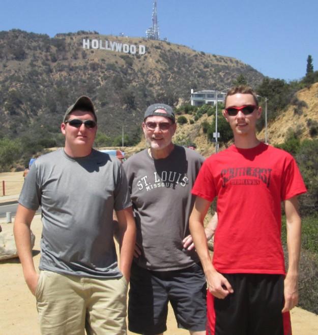 Hollywood Trio