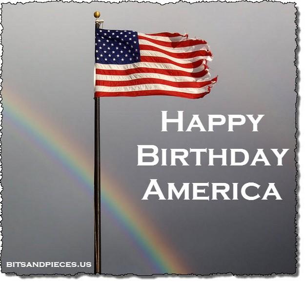 Appy birthday america