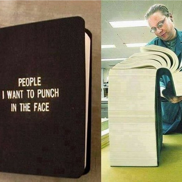 People to punch