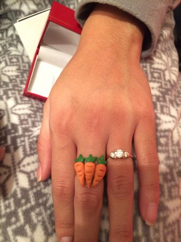 3 ct ring