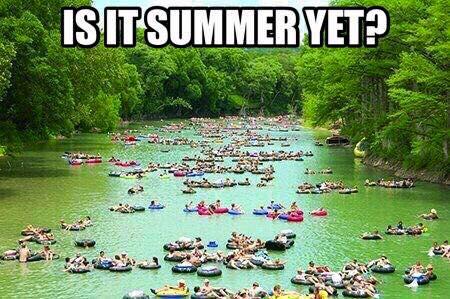Is it summer yet