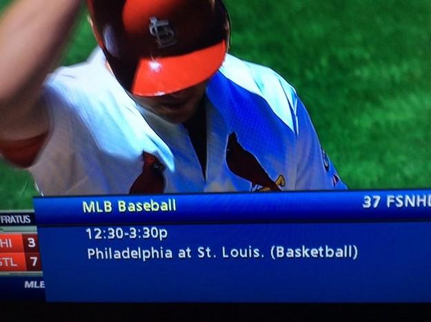 Basketball baseball