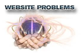 Website problems