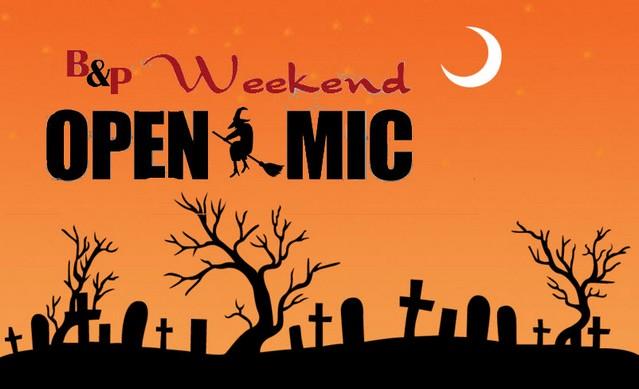 Halloween open mic2