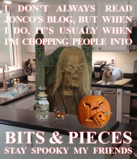 Jonco's Crypt