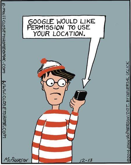 Waldo google