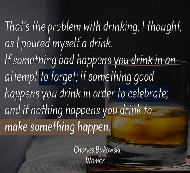 The problem with drinking2